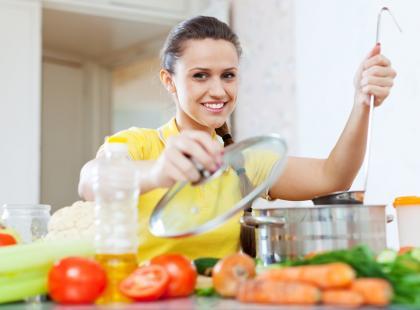 Polacy nie wiedzą, jak zdrowo gotować?