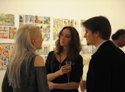 Polish Art Now - relacja z wystawy