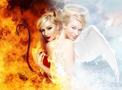 Polka w sypialni - diabeł czy anioł?