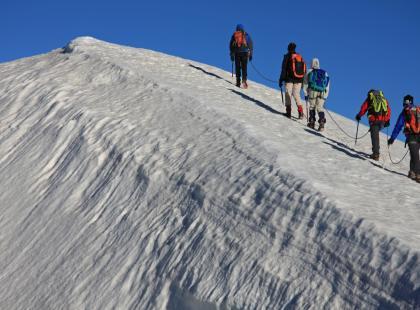 Polka zmarła na Mont Blanc. Szła za fałszywym przewodnikiem