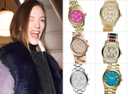 Polki.pl DeLuxe: stylowe zegarki z kolekcji Michaela Korsa