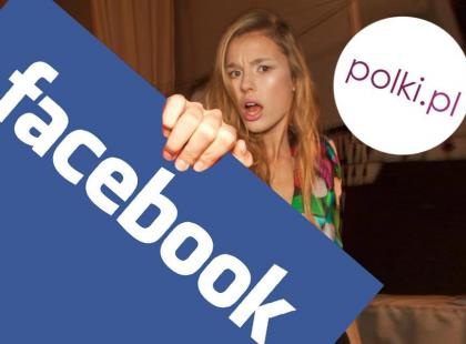 Polki.pl na Facebooku - dołącz do nas