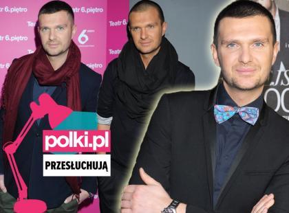 Polki.pl przesłuchują Macieja Zienia