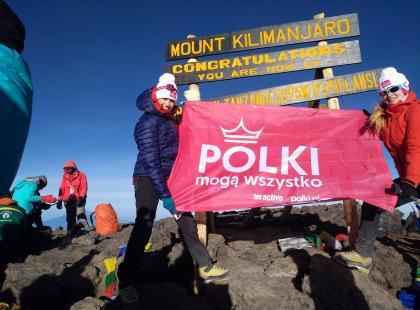 Polki zdobyły Kilimandżaro! Relacja z wyprawy. Jak wyglądała podróż na szczyt?