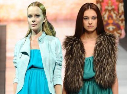 Polscy projektanci stworzyli niemal identyczne sukienki