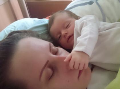 Polska gimnastyczka zapadła w śpiączkę kilka godzin po urodzeniu córeczki