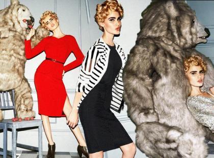 Polska moda na poziomie, czyli jesienna kampania Hexeline