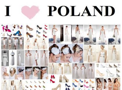Polska moda ślubna