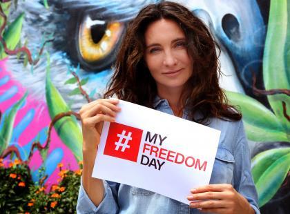 Polska w finale globalnej kampanii #MyFreedomDay