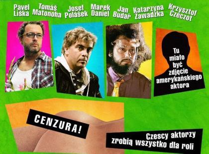 """""""Polski film"""", czyli czeska komedia o interesach z ... Polakami"""