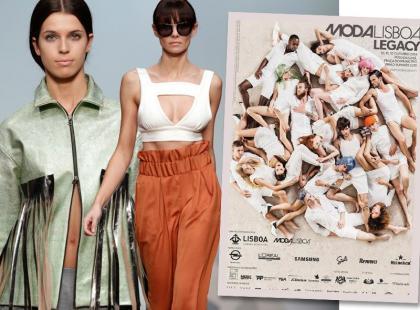 Polski projektant na fashion weeku w Lizbonie