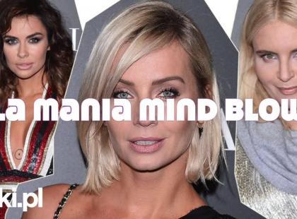 Polskie gwiazdy na pokazie La Manii zadały szyku