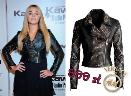 Polskie gwiazdy w Versace for H&M
