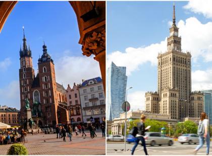 Polskie miasto w rankingu najbardziej towarzyskich i przyjaznych miast na świecie. Sprawdź które!