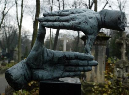 Polskie nekropolie... Wspomnienie historii