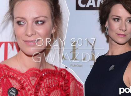 """Polskie Orły 2017 inne niż zwykle. Świetny manifest aktorek, feministyczne plakietki i ważny przekaz: """"Lubmy się trochę!"""""""