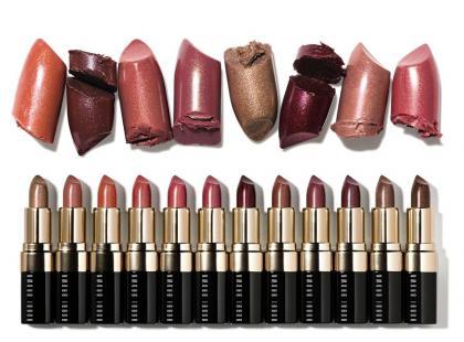 Połyskujące pomadki High Shimmer Lip Color od Bobbi Brown