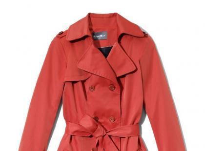 Pomarańczowe ubrania na wiosnę/lato 2012