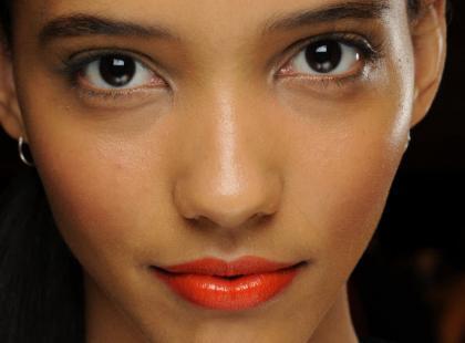 Pomarańczowe usta – hot trend 2014