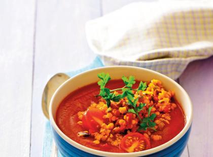 Pomidorowa na lato!