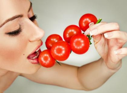 Pomidorowy owoc miłości