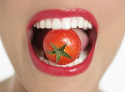 Pomidory dobre na odchudzanie