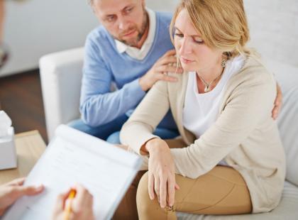 Pomoc psychologa w trakcie leczenia niepłodności