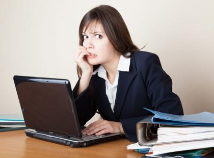 Pomocy! Dlaczego boję się pracy?