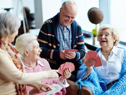 Pomóż samotnym seniorom i zostań wolontariuszem!