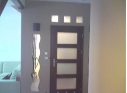 Pomysł – jak ukryć drzwi do łazienki zgodnie z Feng Shui