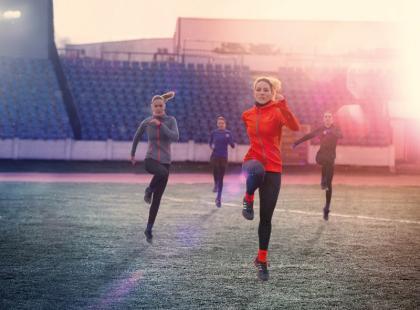 Pomysł na jesienny trening z Climawarm™ – adidas Women 2013