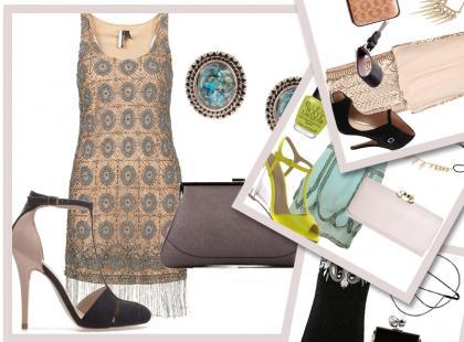 Pomysł na modną stylizację w stylu lat 20.