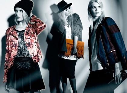 Pomysł na modny look, czyli sierpniowa Bershka