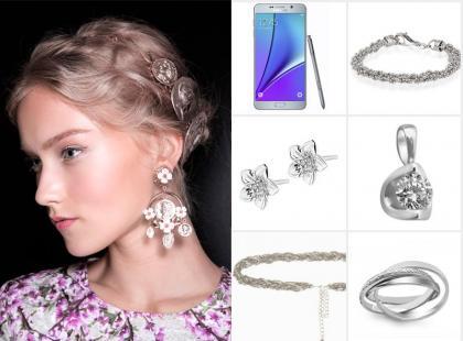 Pomysł na modny prezent dla kobiety: biżuteria