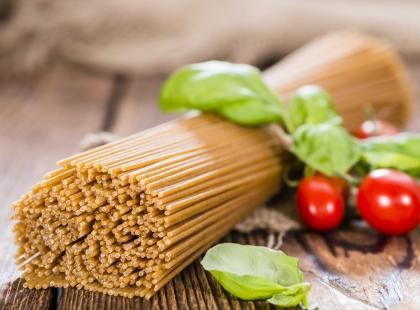 Pomysł na obiad: spaghetti