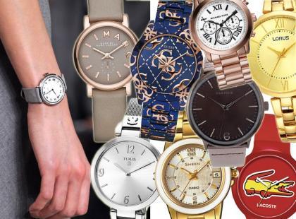 Pomysł na prezent: 47 modnych zegarków od 69 złotych