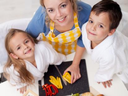 Pomysłowe kanapki dla maluchów