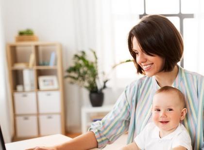 Pomysły na domowy biznes dla mam