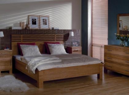 Pomysły na piękną sypialnię od Mebli Krysiak