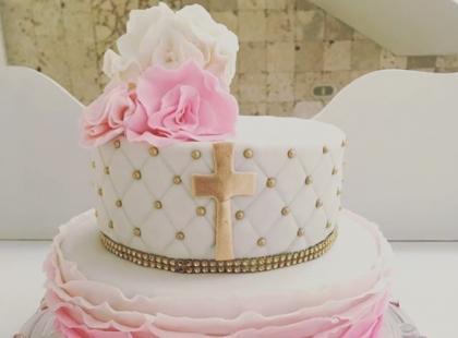 Pomysły na tort komunijny dla dziewczynki i chłopca