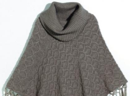 Poncho - must-have sezonu