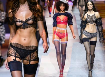 Pończochy są sexy! Jakie modele się teraz nosi?