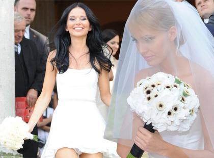 Popielewicz czy Sykut - bitwa na suknie ślubne