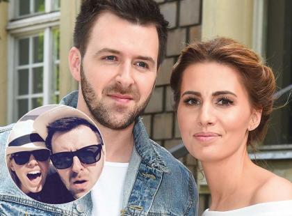 Popielewicz i Hyży pokazali zdjęcie z... podróży poślubnej!
