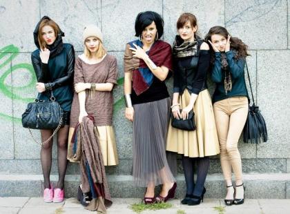 Popularne polskie blogerki w ubraniach Gatta
