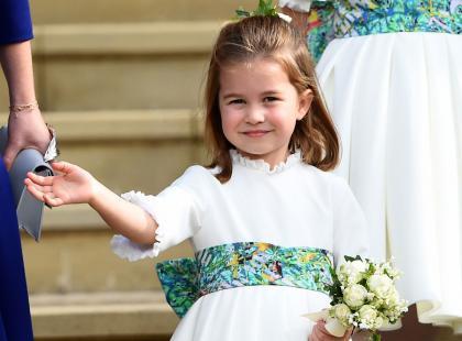 """Pora na """"efekt Charlotte""""! Mała księżniczka przebiła innych członków rodziny królewskiej"""
