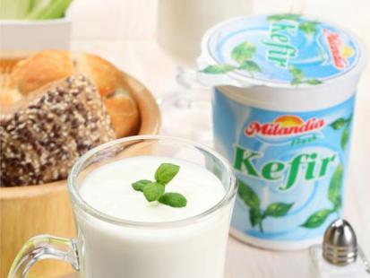 Pora na orzeźwiającą rewolucję – Kefir Milandia Fresh