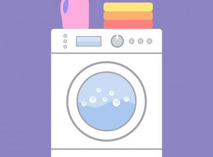 Porada dnia: Co zrobić, gdy pralka... skacze po całej łazience?