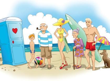 Poradnik wakacyjny: Pokonaj biegunkę