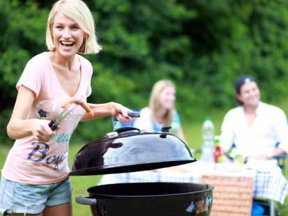 Porady na majówkę: 5 zasad zdrowego grillowania